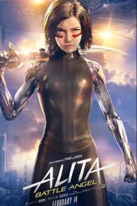Alita Battle Angel 3D