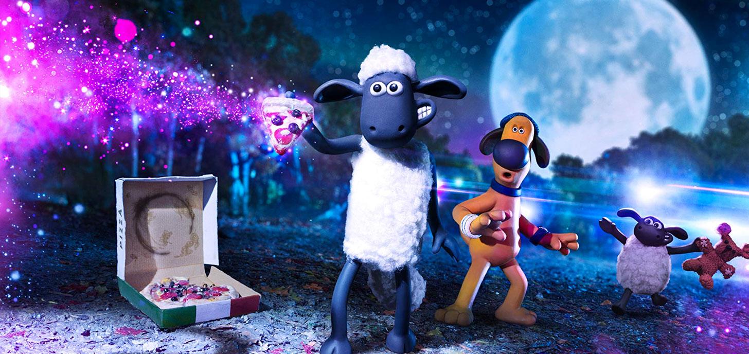 Now Showing: A Shaun the Sheep Movie: Farmageddon