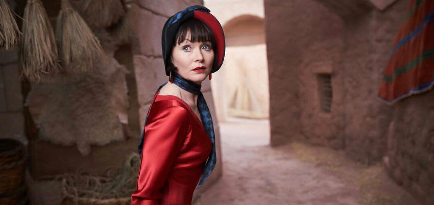 Coming Soon: Miss Fisher & the Crypt of Tears